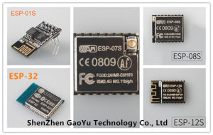 China Esp8266 WiFi Module Esp-01s Esp-07s Esp-08s Esp-12s Esp-32