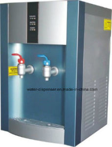 Compressor Cooling Desk-Top Water Dispenser 16t/E Painting Color