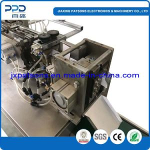 Vertical Type Alcohol Prep Pad Packaging Machinery pictures & photos
