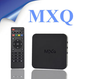 Quad Core Xbmc Android 4.4 Amlogic S805 Mxq TV Box