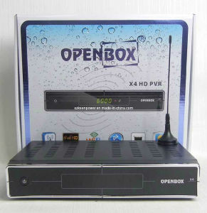 Openbox X4 Openbox Decoder Digital Satellite Receiver  (OB3028) pictures & photos