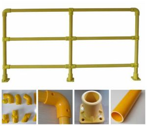 GRP FRP Fiberglass Glassfiber Plastic Fence Post pictures & photos