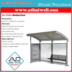 Outdoor Furniture Bus Shelter pictures & photos