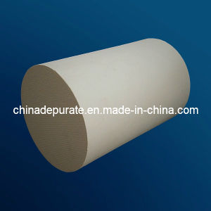 Round Honeycomb Metal Substrate Catalytic pictures & photos