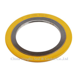 Flexible Graphite Spiral Wound Gasket Seal pictures & photos