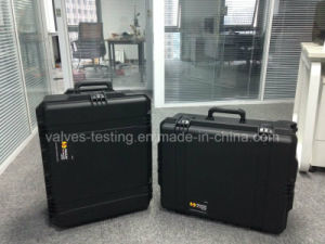Portable Online Testing Machine for Safety Valves for Chemical Industry