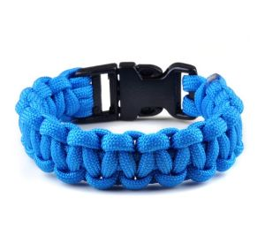 New Paracord Parachute Cord Military Survival Bracelet