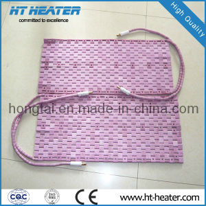 Industrial Flexible Ceramic Heating Pad Element pictures & photos