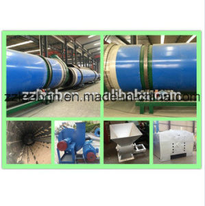 Wet Material Processing Wood Powder Sawdust Dryer pictures & photos
