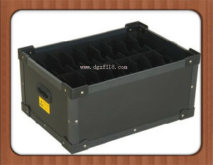 China Customized ESD Plastic Corrugated Box with Superior Qaulity Manufacturer