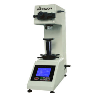 CE Certified Hot Sale Vickers Durometer Hardness Tester (HV-30AC) pictures & photos