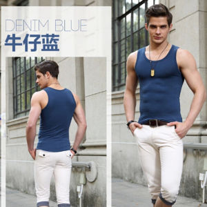 Custom Dri Fit Gym Fitness Vest pictures & photos