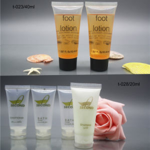 Hotel Amenities Tube 15 Hotel Amenities Products Shampoo Bottle Tube pictures & photos