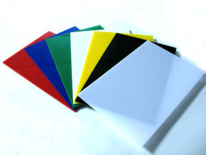 China Transparent Colored Plastic Sheets - China Plastic Sheet, Hard ...