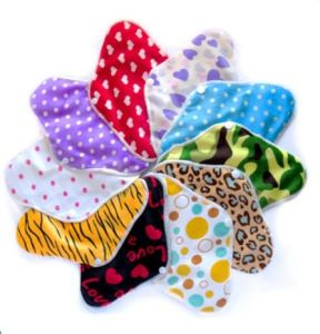 Reusable Cloth Menstrual Pads Wholesale, Washable Mama Cloth Pads