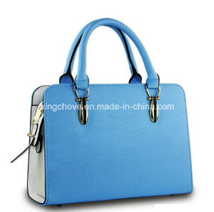 China Latest Fashion Blue Lichi PU Designer Ladies Handbags (KCH120 ... 1ce1d0f46f20e