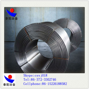 Sial Cored Wire Sell to Asian Market pictures & photos