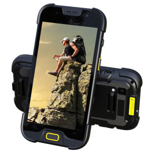 5 Inch 4G Lte Rugged IP68 Waterproof Smartphone with 2+16GB Memory & 5+13 MP Camera & Ultra Light LED Flashlight pictures & photos