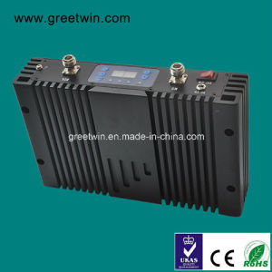 27db Dcs 1800MHz Mini Line Amplifier 2g Signal Repeater Booster (GW-27LAD) pictures & photos