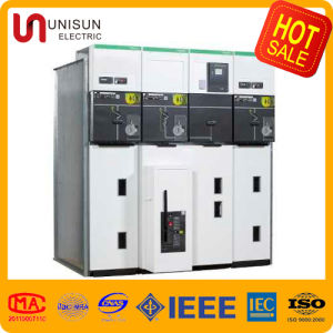 Air Insulation Electrical Switchgear Ring Main Unit pictures & photos