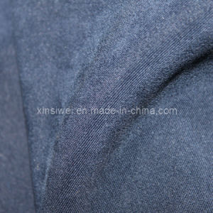 Twill Peach Skin Spandex Fabric (SL726) pictures & photos