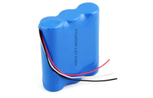 3.2V 9.9ah 1s3p LiFePO4 Rechargeable Battery Pack pictures & photos
