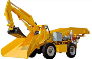 Hot Sale Zl-60 Mucking Loader with Big Driving Force From China pictures & photos