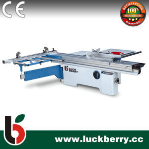 90 Degree Sliding Table Saw Woodworking Cutting Machine (MJ6128A)