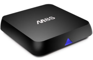 M8s Amlogic S812 Quad Core TV Box Kodi H. 265 Hevc Android 4.4 Dual Band WiFi 2GB RAM 16GB Emmc Bt 4.0 4k2k HD Mini PC Set Box