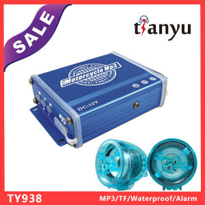 Motor MP3 New Technology Sound System Tianyu Multifunction Moto Alarm pictures & photos
