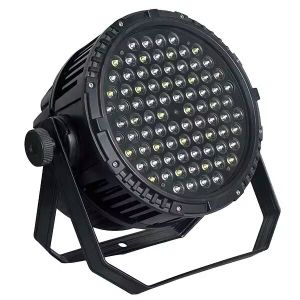 New Style DMX 84pcsx3w High Brightness LED PAR Lights with Waterproof Wholesaling