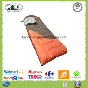 Envelop Cap Sleeping Bag 300G/M2 pictures & photos