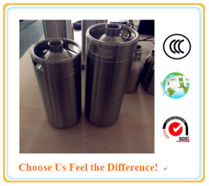 Stainless Steel Beer Kegs for 3L/4L/5L