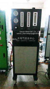 Industrial Gas Safety Control Unit Machine System