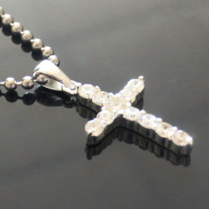 316L Stainless Steel Jewelry Fashion Cross Necklace Pendant pictures & photos