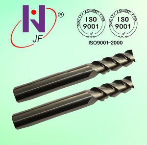 Manufacture Tungsten Carbide Square End Mills for Cutting Aluminum Alloy High Performance pictures & photos