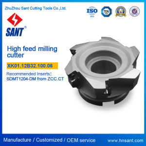 High Feed Milling Cutter Xk01.12z32.032.02 Milling Tools for CNC Machine Recommend Zccct Code Xmr01-032-G32-SD12-02 pictures & photos