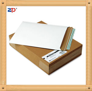 Rigid Cardboard Envelope Flat Seal Selting Mailers