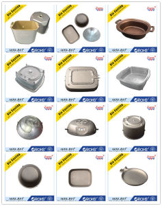 Custom Parts Aluminum Die Casting for Kitchen Implements