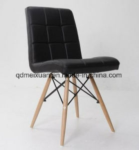 Eames Chair Chair Meetings Leisure Contracted Chair Wooden Chairs (M-X3808) pictures & photos