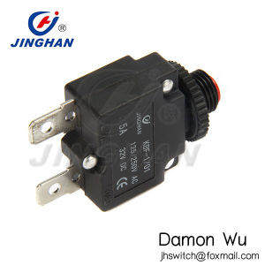 Thermal Overload Circuit Breaker 5A 10A 15A Overlpower Protector Switch  Resettable Electrical