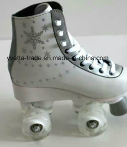 Traditional Quad Roller Skate with Ce Approvals (YVQ-002)