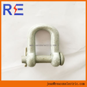 Galvanized Chain Shackle for Pole Line Hardware pictures & photos
