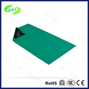 ESD Rubber Table Mats Antistatic Mat for Repair Work pictures & photos