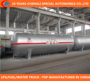 50 M3 LPG Bullet Storage Tanker for Nigeria Market pictures & photos