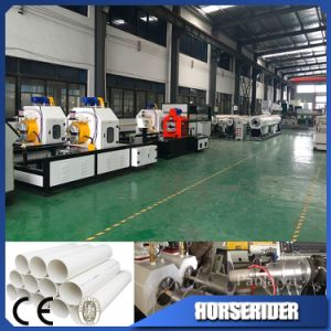 PVC Electric Conduit Pipe Making Machine pictures & photos
