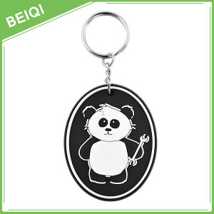 Custom Soft PVC Keychain/3D Rubber Keychain pictures & photos