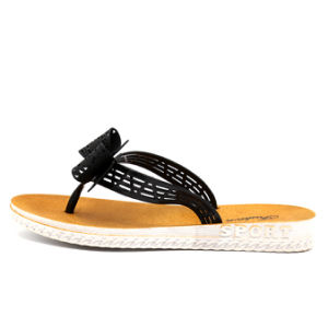 thoughts on new list classic China Cheap Price Pcu Flip Flops with Butterfly Slippers - China ...