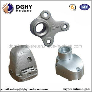 Customize Aluminum Die Casting Parts with CNC Machining for Auto