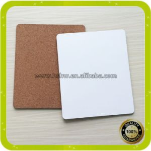 Blank Wood Cork Backed MDF Table Mats for Sublimation